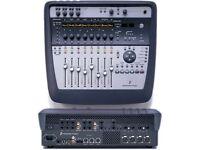 Digidesign digi 002 Audio Interface Controller Control Surface