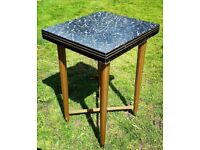 Shabby Chic type 1920's Art Deco table
