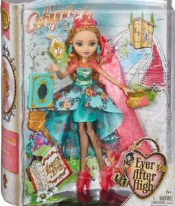 Ever after high and Monster high dolls