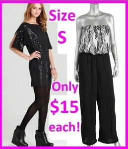 BRAND NEW: Ladies Clothing Size SMALL, $15 each!