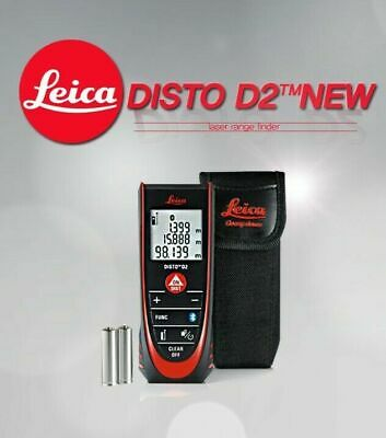 New Genuine Leica Disto D2 The Original Laser Distance Meter Automaticnu