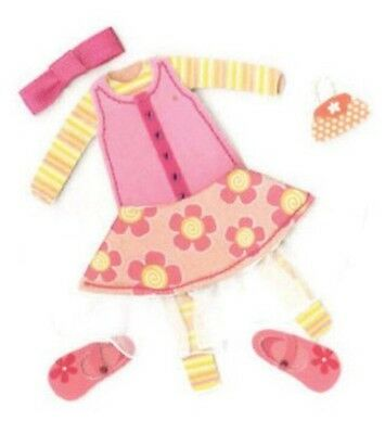 Jolee's Boutique Dimensional Stickers - Little Girl Clothes