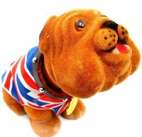 Nodding British Bulldog Union Jack Gilet Grande Souvenir Regalo - union - ebay.it