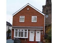 Two bed ground floor flat Castle donnington