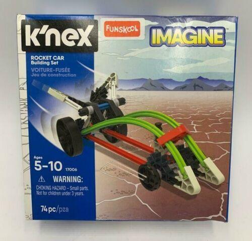 K%2CNex+Building+Set+Rocket+Car+Age+5-10+74+Pieces+slight+damage+to+box