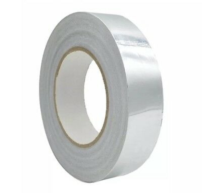 Non-adhesive Double Sided Aluminum Foil Mylar Tape Emi Rfi Shield 1x60yd