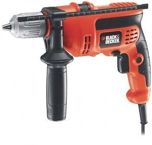 Black & Decker DR670 6.0Amp 1/2Inch Hammer Drill