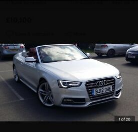 Audi A5 (S5 Replica)