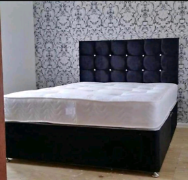 ⭕🔴✅👌🏼BRAND NEW DIVAN BEDS FREE DELIVERY🚚💯