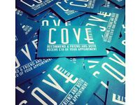 HAIRSTYLIST WANTED AT COVE HAIR BRIGHTON