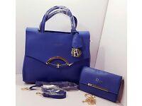 Dior bag with wallet