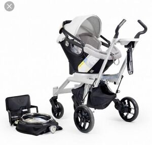 Orbit g2 stroller plus additional peices Kitchener / Waterloo Kitchener Area image 4