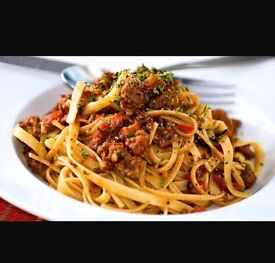 Italian head chef - Excellent rates of pay. Accomadation available