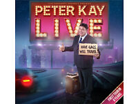 BLOCK B Peter Kay tickets Birmingham 6th may 2018 BANK HOL WEEKEND