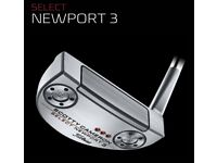 Scotty Cameron Select Newport 3 Putter - Brand New RRP £369