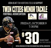 Tiger Cats vs. Roughriders - Friday October 9 - 7:30 pm