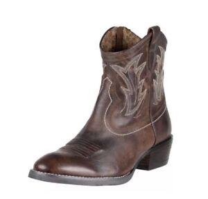 """Ariat """"Billie"""" cowboy western boots size 6 ladies"""