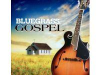 Bluegrass gospel group