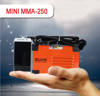 Portable Mini-250 Handhold Electric Arc Inverter Welder 180-250v Welding Machine
