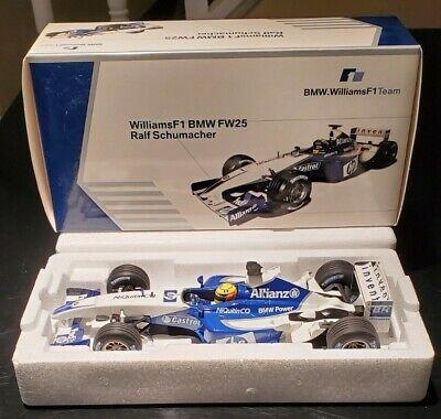 2003 BMW Collection Williams F1 BMW FW25 Ralf Schumacher - 1:18 Diecast