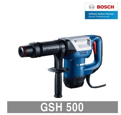 Bosch Gsh 500 Demolition Hammer 1100w 2900bpm 17mm Hex Handle 7.8j 12lbs 220v