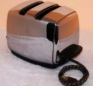 Sunbeam Radiant Control toaster (model T-20 A)