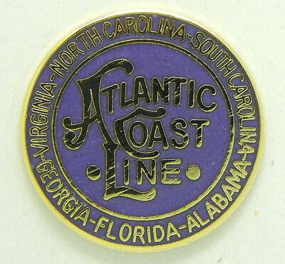 Railroad Hat-Lapel Pin/Tac - Atlantic Coast Line  (ACL)  #1716 -NEW