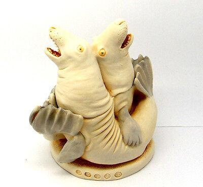 "Harmony Kingdom ""Aria Amorosa"" made in UK/Box Figurine"