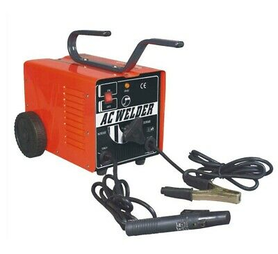 200 Amp Arc Welder Machine Dual 110 220v Welding Soldering Tools Accessories