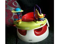 Bumbo seat / baby feeding seat