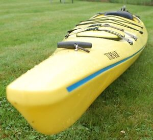 NECKY TORNAK 15' KAYAK (PADDLE & SKIRT INCLUDED) IN MONCTON