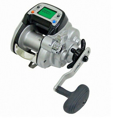 High Technology Electric Fishing Reel Hybrid motor system Banax Kaigen 7000PM