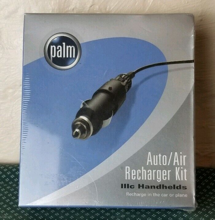 Palm 3c IIIc Auto Air Recharger Kit