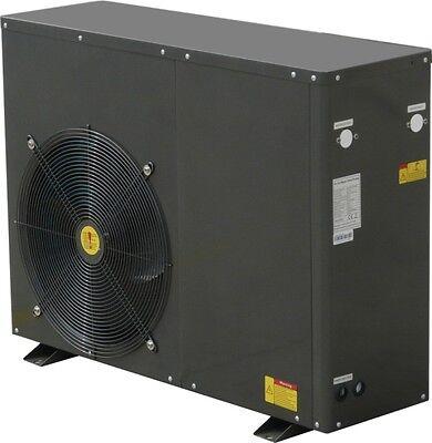 6.8KW Luft Wasser Wärmepumpe,Toshiba Kompressor, R410A! LCD-LED Bedieneinheit!