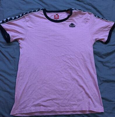 *VINTAGE* Pink Kappa Short Sleeve T-Shirt