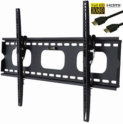 "TV WALL MOUNT FOR 32 37 42 46 50 52 60"" LCD LED PLASMA TV DISPLAY WITH TILT on Rummage"