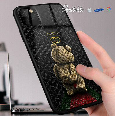 New Case For iPhone 6 X XR XS Guccy01rCases 11 Pro Max Samsung Galaxy S10bear