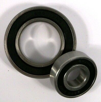 Motor Bearings For Clarke Obs-18 Obs-18 Dc Bos-18 Set Of Two