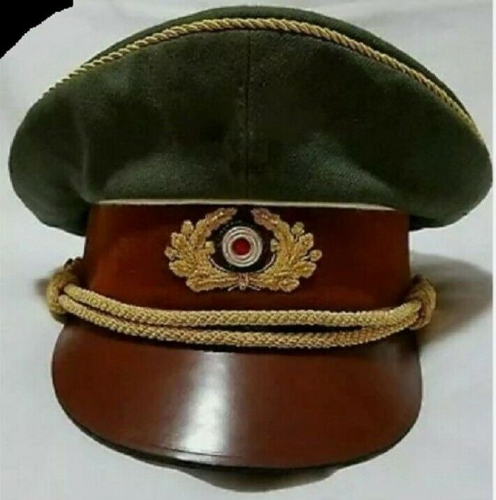 WW2 GERMAN COMMANDER GENERAL OFFICER HAT CAP