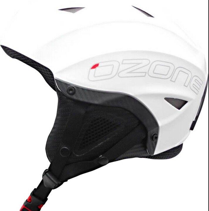 Ozone Nutshell Helmet White size XS: Paragliding, Hang Gliding, Speedflying