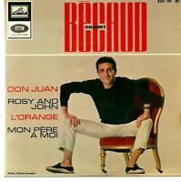 Gilbert Bacaud : Don Juan / Rosy And John / ..... Vinile 45 Giri / 7, -  - ebay.it