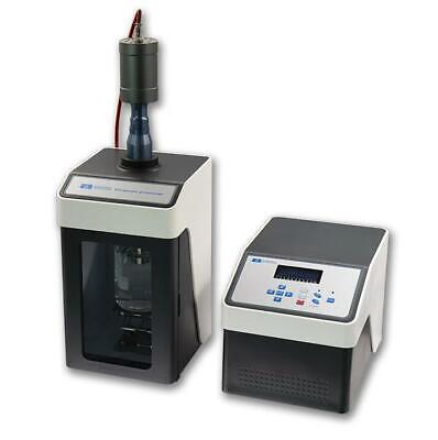 Ultrasonic Homogenizer Sonicator Processor Cell Disruptor Mixer 80w 0.5-50ml
