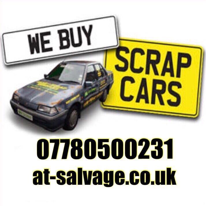 Scrap my car scrap a Car Collection Cash For all scrap vans unwanted ...