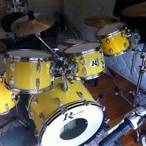 Rogers drum kit