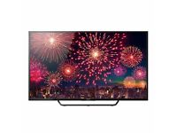 """£600 55"""" Sony Bravia KD55X8005 4K Ultra HD LED Android TV Built in Youview and Netflix"""