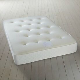 Brand New Comfy Double Quilted Ortho Spring Mattress FREE delivery