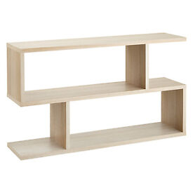 """Content by Terence Conran """"Balance """" Console Table / Media Unit , Finshed in washed oak rrp £399"""