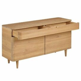 Ebbe Gehl for john lewis MIRA all Wood Large Sideboard rrp - £999