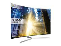 """SAMSUNG UE49KS9000 Smart 4k Super Ultra HD HDR 49"""" Curved LED TV"""