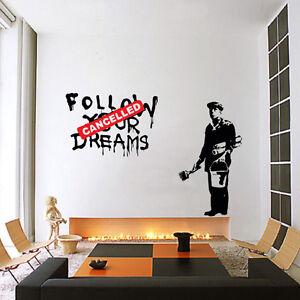 Street art bedroom